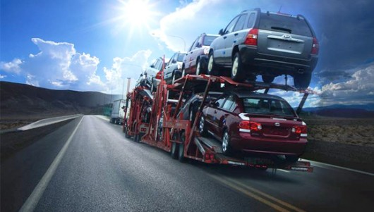 Trust The Professionals When It Comes To Vehicle Transportation